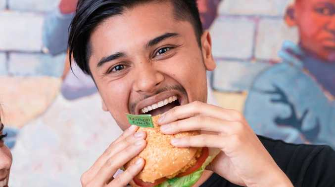 Another fast food chain joins meat-free movement