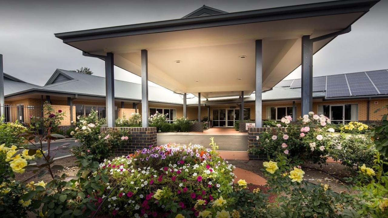Bupa's Tumut facility. Source: Bupa Aged Care