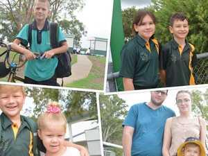 GALLERY: Lockyer students' first day captured