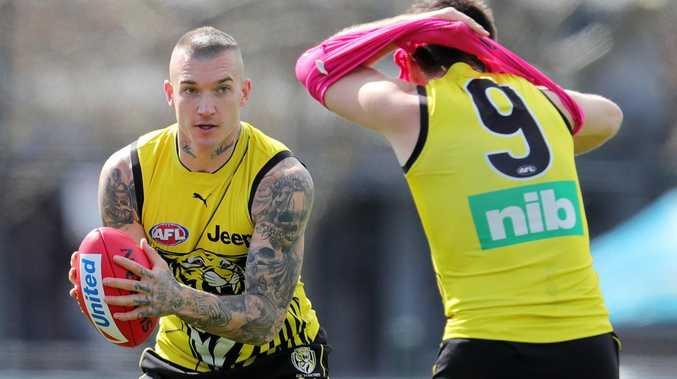 Al Paton reveals his SuperCoach AFL team