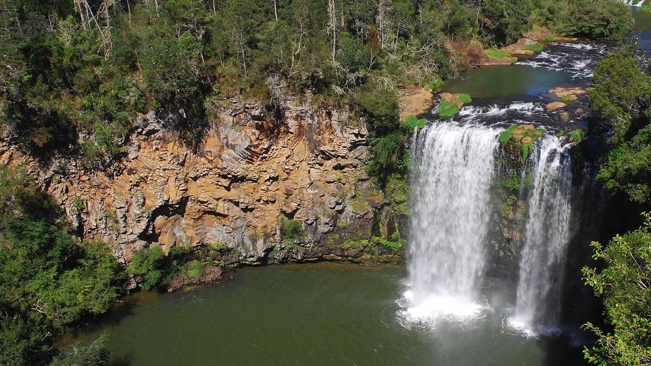 Dangar Falls, Dorrigo. Picture: News Corp Australia