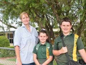 GALLERY: Lockyer Valley's youngsters head to school
