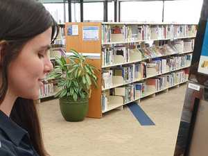 Mackay librarians 'appy' with new development
