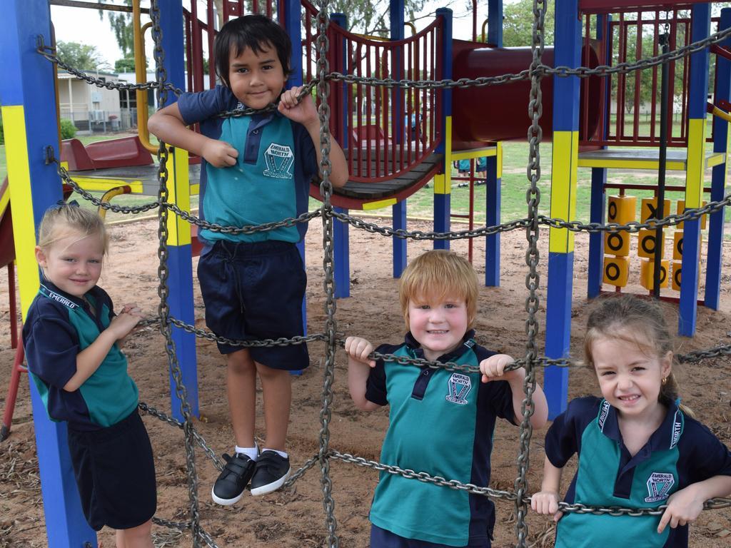 BACK TO SCHOOL: Emerald North State School's Prep A.