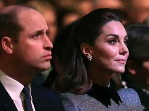 Kate tears up during emotional appearance
