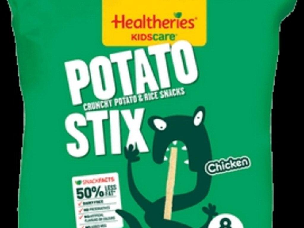 Healtheries kidscare Potato Stix