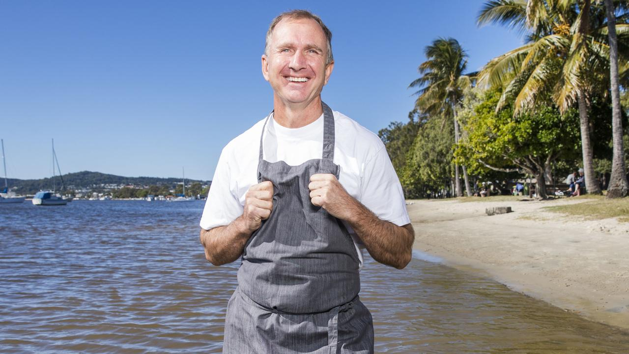 Secret sale of Noosaville eatery 'bizarre' says chef David Rayner