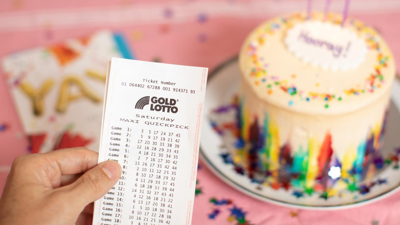 Most winners of Australian lotto use it to safeguard against the future.