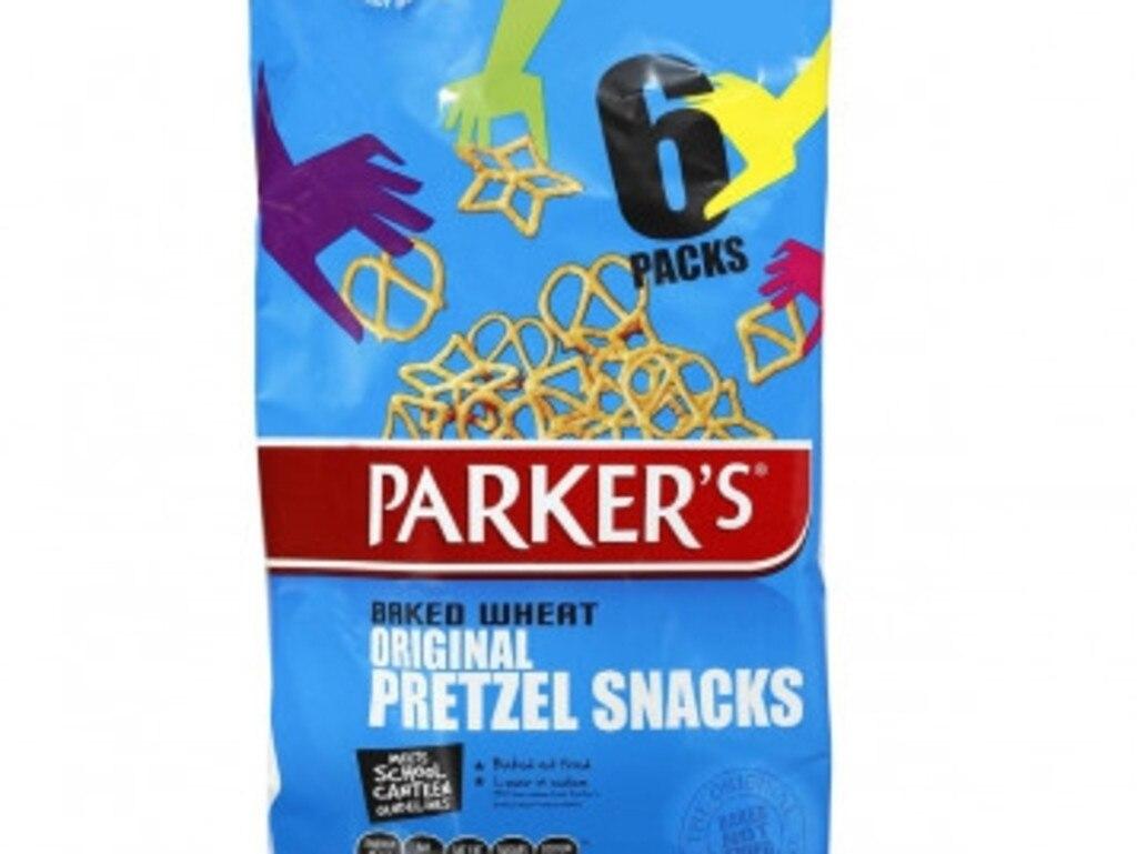 Parker's Original Pretzel Snacks