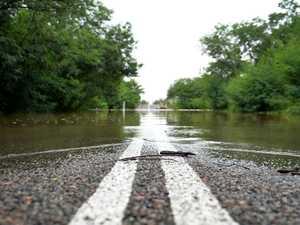 ROAD CLOSURES: Where heavy rainfall has cut roads in region