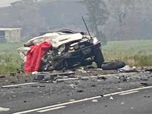 Two dead in high-speed horror crash on south coast