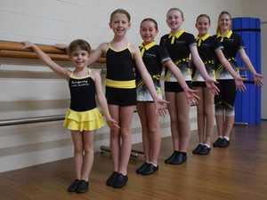 New-look dance studio sets the 'barre' high