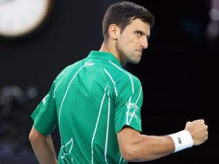 Djokovic played near-flawless tennis to assert his favouritism in this tournament.
