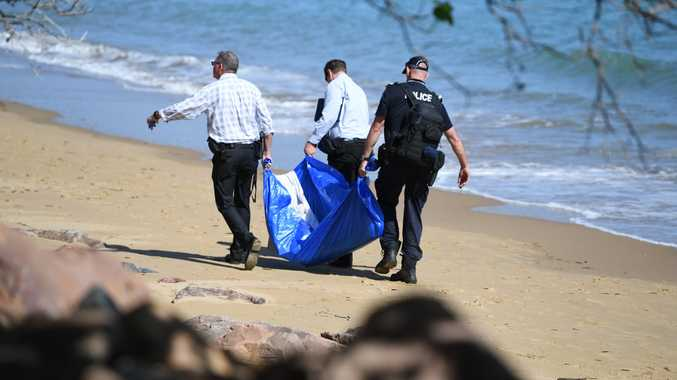 UPDATE: Detectives describe woman found dead on beach