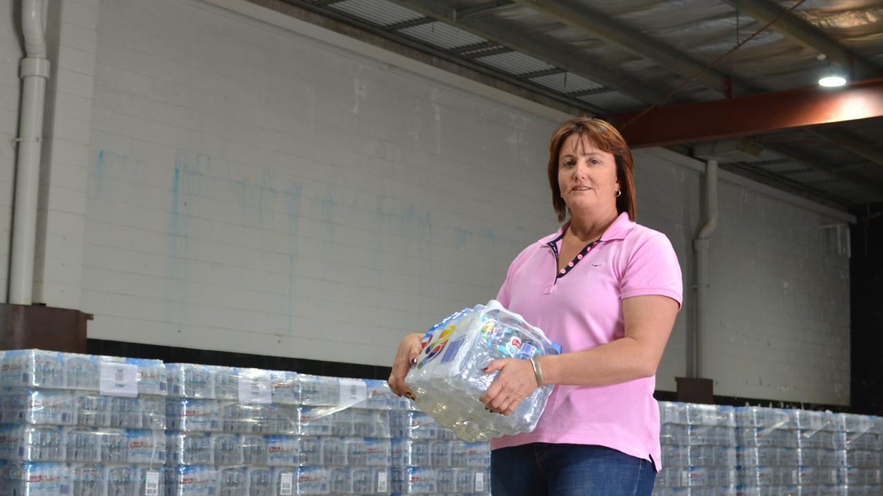 Farmer and charity organiser Cynthia McDonald