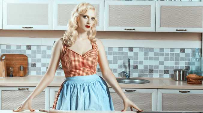 What's so bad about the return of the traditional housewife?