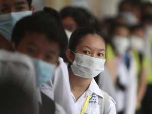 Coronavirus causing 'severe panic' in school community