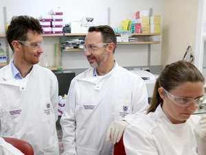 Queensland scientists helping to crack viral code