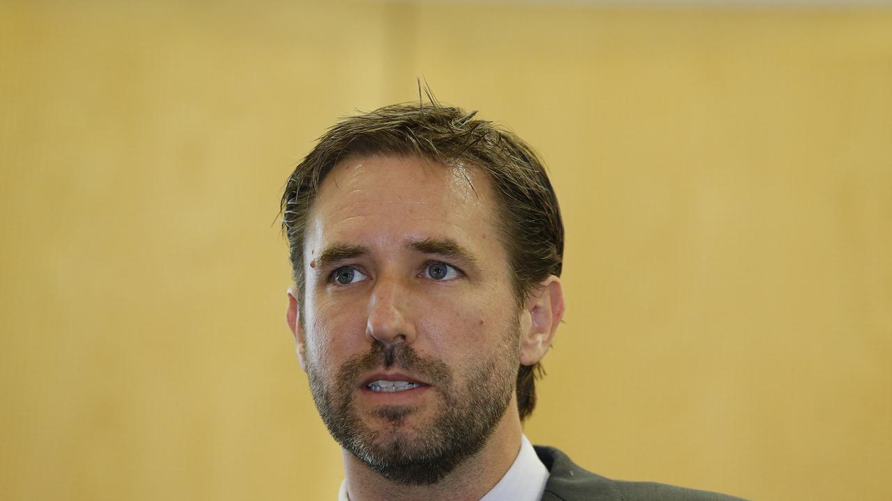 Cr Glenn Tozer raised concerns. Pic Adam Head.