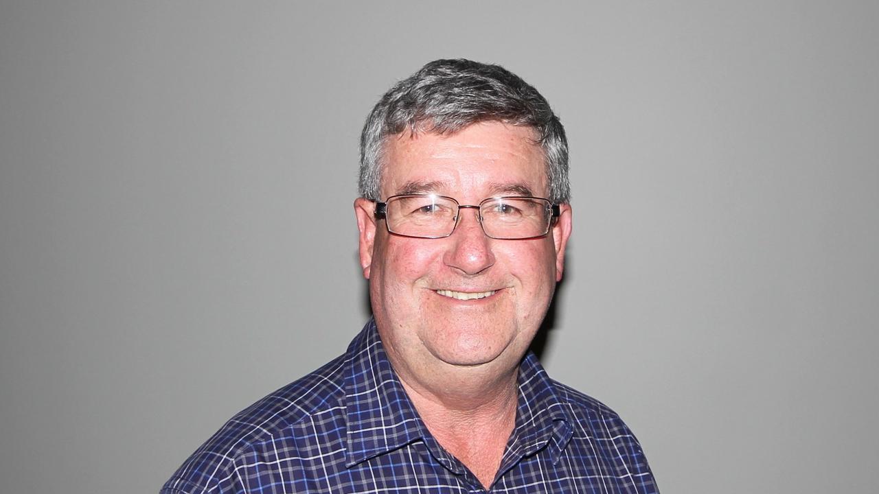 Councillor Rod Kelly.
