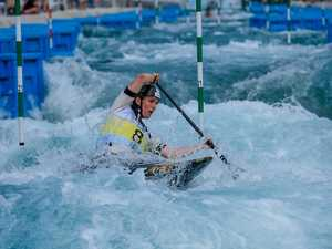 White water champion paddles home to the Northern Rivers