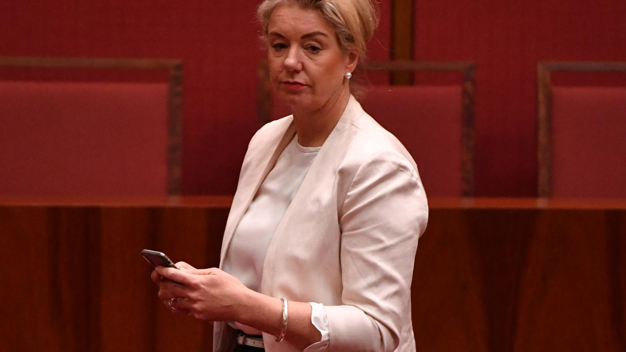 Minister for Agriculture Bridget McKenzie. Picture: AAP/Mick Tsikas