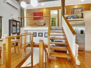 Boyne Island 'treehouse' hits the market