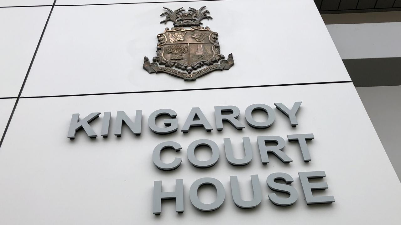 AT IT AGAIN: The Kingaroy Magistrate court heard how a convicted criminal who reoffended while on parole will have yet another lengthy suspended sentence hanging over his head after his latest string of crimes.