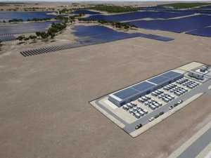 One of Australia's largest batteries comes to southwest