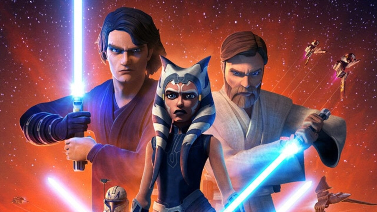 The Clone Wars returns after six years off screen.