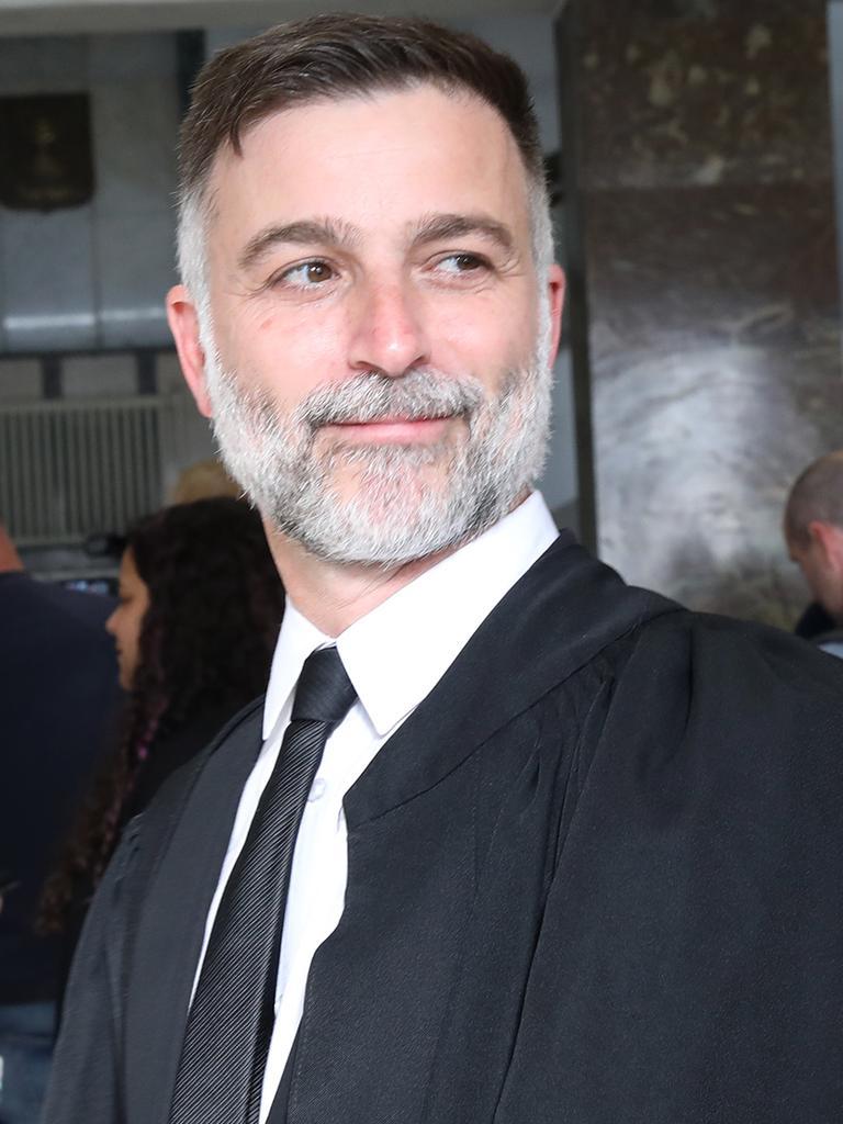 Prosecutor Aviad Eliya. Picture: Ella Pellegrini