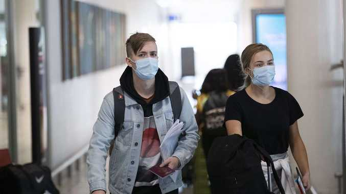 Uncertain future for 400 students as coronavirus spreads