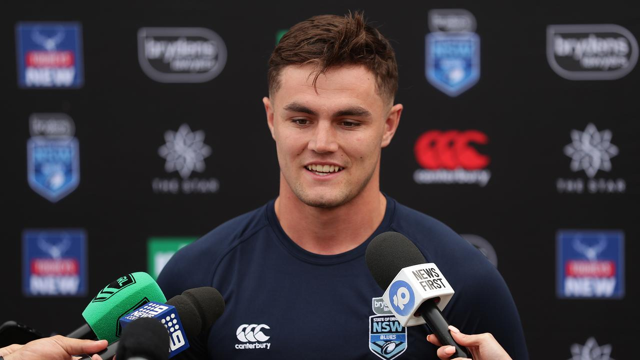 Kyle Flanagan has joined the Roosters from the Sharks.
