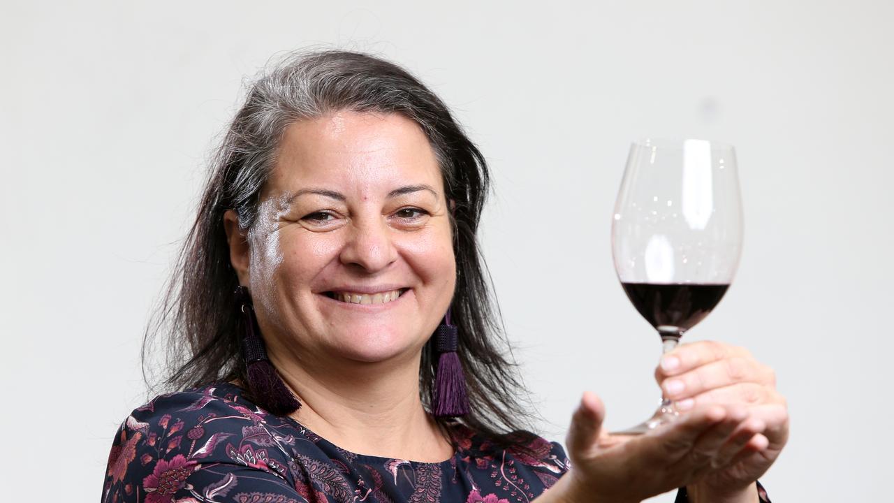 Winemaker Paola Cabezas Bono.