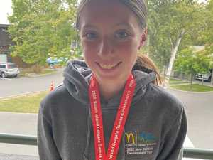 Nanango athlete walks away with win in NZ