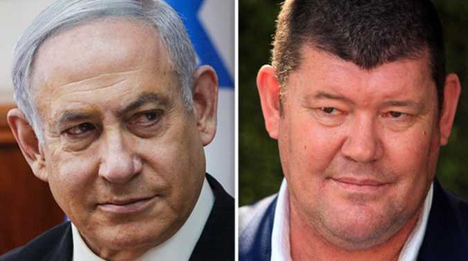 Packer a witness in Israeli PM corruption case