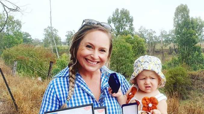 Burnett farmer and kids' performer wins big