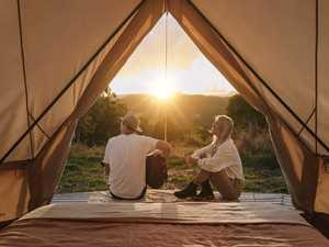 The Camp glamping experience