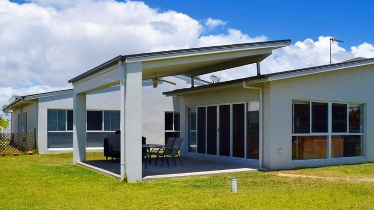 26 Bellanboe Cct, Pelican Waters was sold in a Maroochydore District Court auction for $721,000.