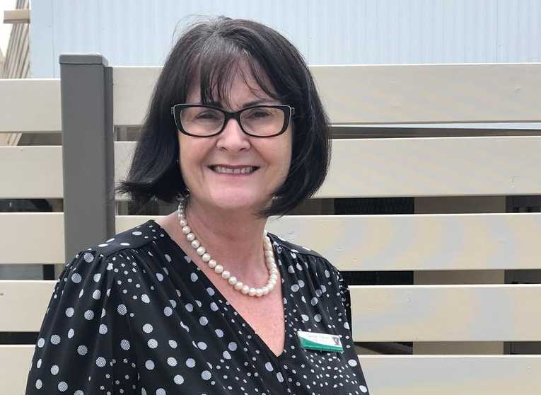 NEW PRINCIPAL: Ms Carmel O'Brien has taken over as Kingaroy's St Mary's principal with over 20 years experience.