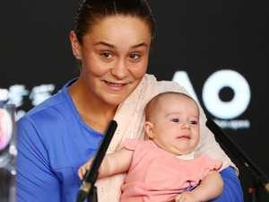 Barty melts fans after Open heartbreak