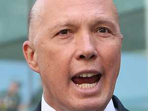 Dutton 'coming after' shopping crime gangs