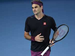 'Today was horrible': Federer hurting