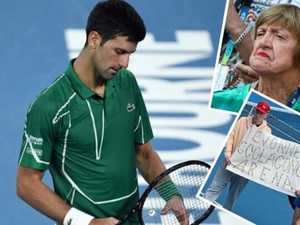 Djokovic offers support to controversial Court