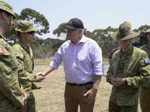 Scott Morrison is at risk of losing his quiet Australians