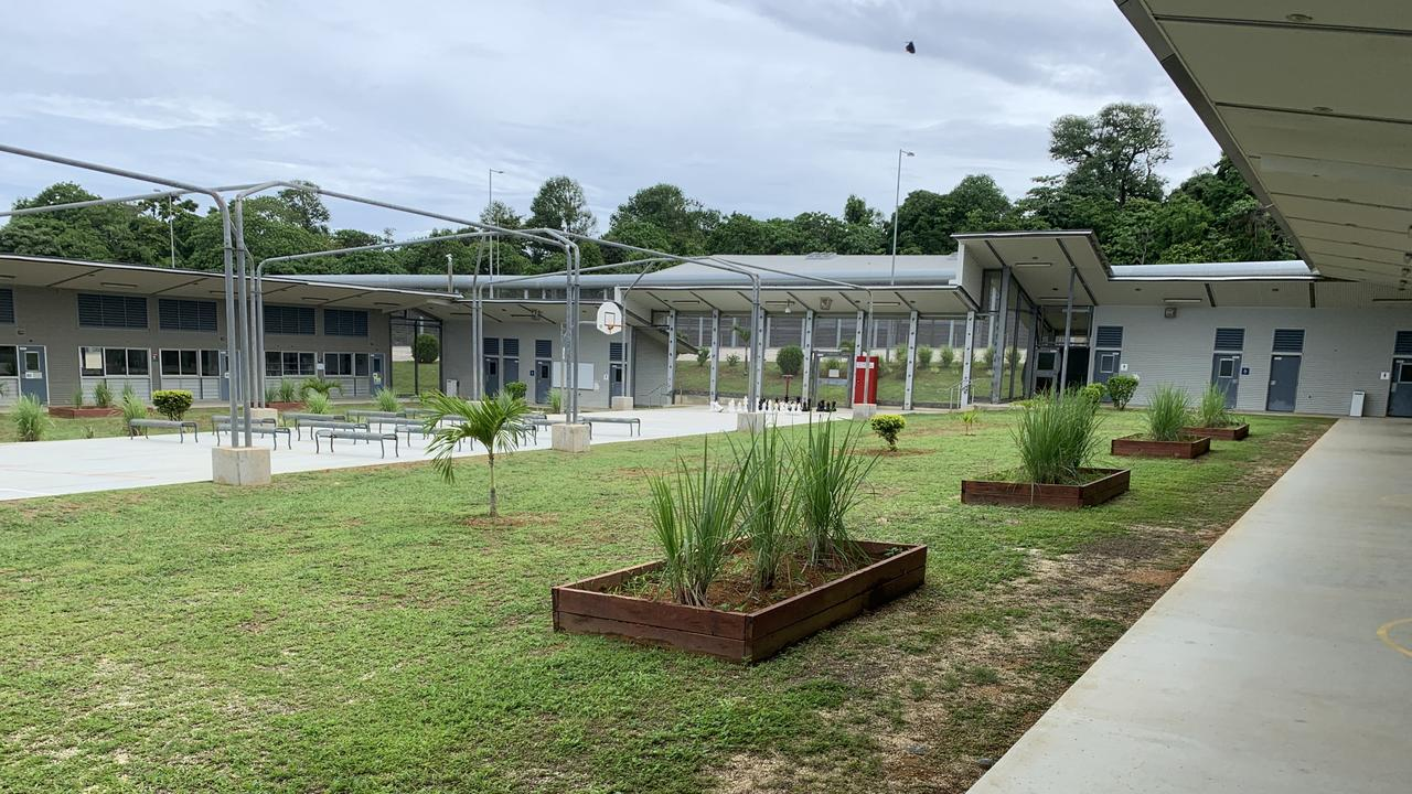 Images released by the Federal Government of the facilities that will be utilised on Christmas Island for Australians who are evacuated from the Wuhan area. Picture: Supplied