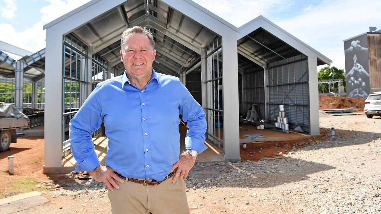 Cr Greg Rogerson. Photo: Patrick Woods / Sunshine Coast Daily.