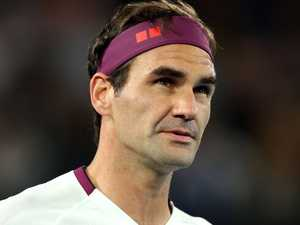 Federer hit with first slam fine in more than a decade