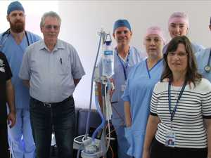 Kingaroy Hospital gains 'game-changing' equipment