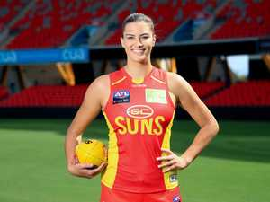 Mackay's AFLW star welcomes key sporting upgrades